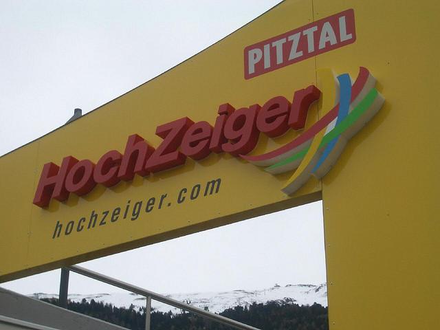 Skiareál Hochzeiger