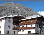 Rakouský hotel Haid v zimě